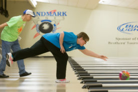 State Bowling Championships @ Landmark Lanes | Peoria | Illinois | United States