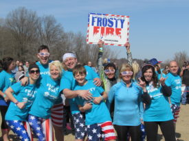 Polar Plunge - Rend Lake @ Rend Lake - South Sandusky Beach | Benton | Illinois | United States