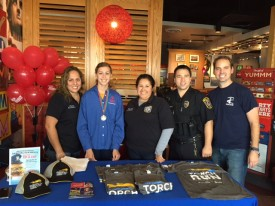 Red Robin Tip-A-Cop @ Red Robin Locations Statewide