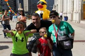 Windy City Rubber Ducky Derby @ Columbus Bridge - Chicago | Chicago | Illinois | United States