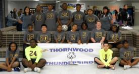 Thornwood High School soccer team