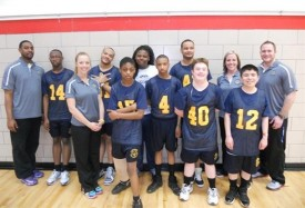 Thornwood High School basketball team