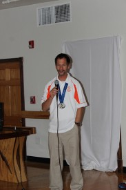 Scott Pickerel talks about his USA Games experience
