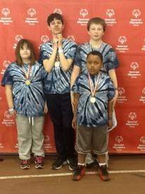 Windsor Schools team