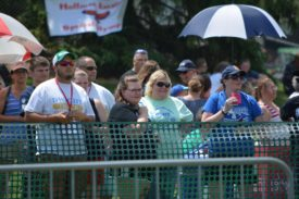 Dwight Special Olympics families watch their athletes compete at Summer Games