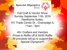Craft Fair for SOILL AR 8