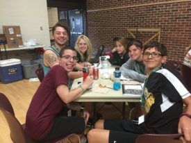 So excited to plan and get ready for the summit! Tom,Abby, Max, Matthew, Katherine, Kim