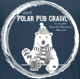 LETR Polar Pub Crawl @ Alley 64   St. Charles   Illinois   United States