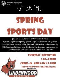 Lindenwood University Spring Sports Day @ Lindenwood University | Belleville | Illinois | United States