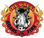 Great Boars of Fire