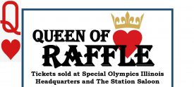 Queen of Hearts Raffle @ The Station Saloon | Bloomington | Illinois | United States