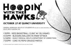 Region H- Hoopin with the Hawks @ Quincy University | Quincy | Illinois | United States