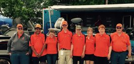 2019 IHSA State Bass Fishing Tournament - Unified Boat Division @ Lake Carlyle
