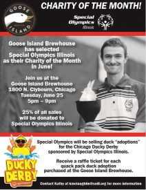 Goose Island Brewhouse to Benefit SOILL @ Goose Island Brewhouse