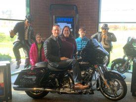 Harley-Davidson Raffle