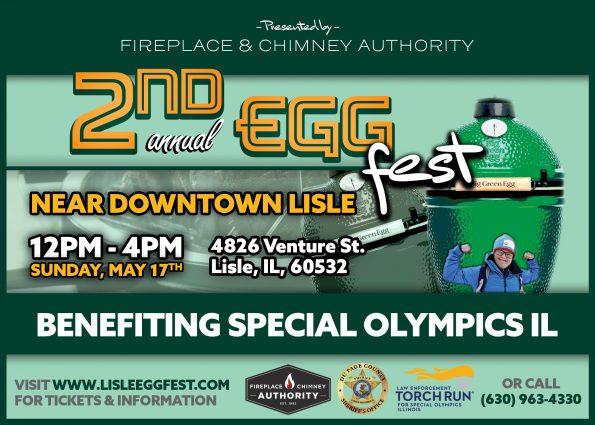 2nd Annual Lisle Eggfest - CANCELED @ F&C Distributors