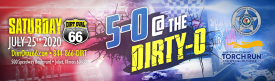 Five-O at the Dirty-O @ The Dirt Oval @ Route 66 Raceway | Elwood | Illinois | United States