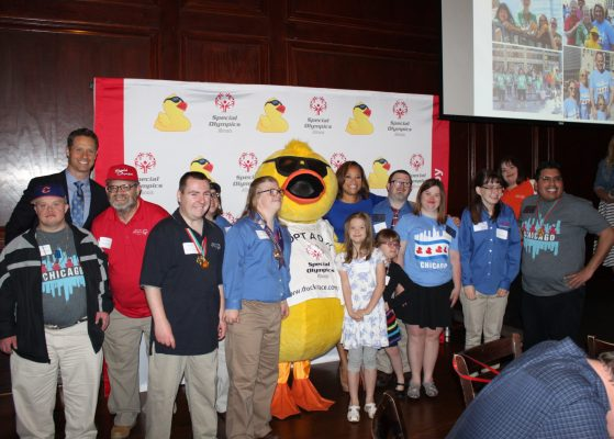 2016 duck derby kick off