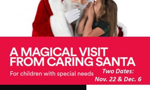 Caring Santa Social Share