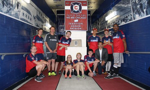 Chicago Fire Unified Soccer