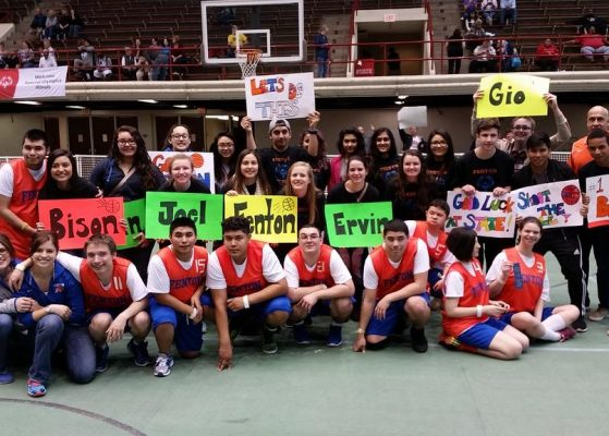 Fenton HS Special Olympics 1