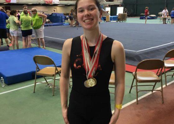 Madeleine Medaling